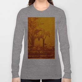 I Am Building A Forest- Film Still 1 Long Sleeve T-shirt