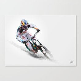 Loic Bruni II Canvas Print