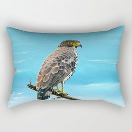 Congo Serpent Eagle Rectangular Pillow