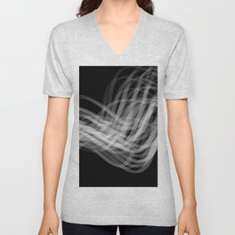 Linear Flow2 Unisex V-Neck