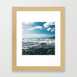 Hallucinations from Jacmel: The Photo Framed Art Print