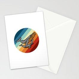 Retro Orcas Stationery Cards