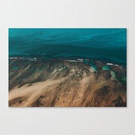 Hawaiian Sea Canvas Print