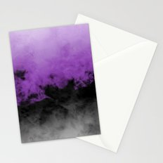 Zero Visibility Radiant Orchid Stationery Cards