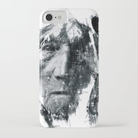 be brave iPhone & iPod Cases featuring Brave  by C A R E Y  M O R T O N