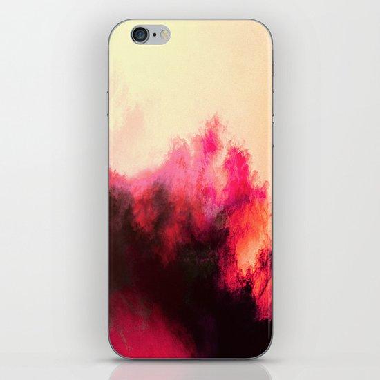 Painted Clouds II iPhone & iPod Skin