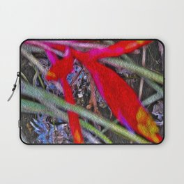 Bromeliad in the Cathedral Laptop Sleeve