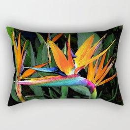 Midnight in Hawaiian Paradise Rectangular Pillow