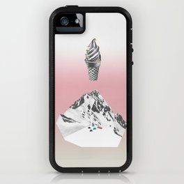 Domestic landscape iPhone Case