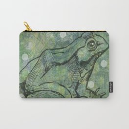 The Magical Frog Carry-All Pouch