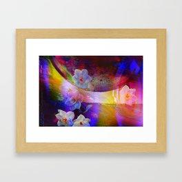 For Sappho Framed Art Print