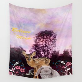 Belive in Magic II Wall Tapestry