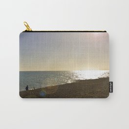 Spring Sunset by the Sea Carry-All Pouch