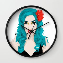 Adore Delano, RuPaul's Drag Race Queen Wall Clock