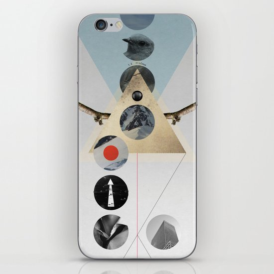 rvlvr.net project entry iPhone & iPod Skin