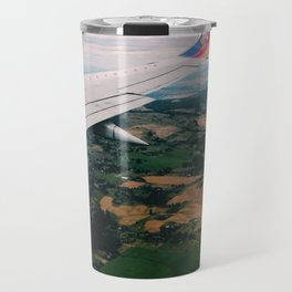 Over Washington Travel Mug