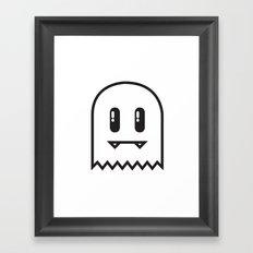 Vampire Framed Art Print