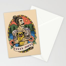 Daddy Issues Stationery Cards