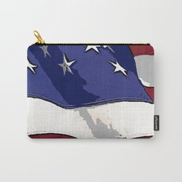 Patriotic Utah Carry-All Pouch