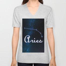 Aries Unisex V-Neck