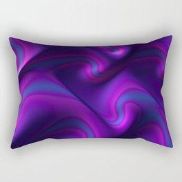 Royal Purple Rectangular Pillow