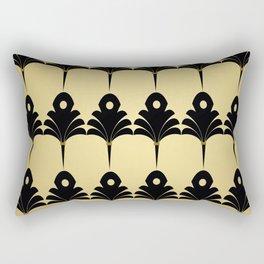 Fleur Design Rectangular Pillow