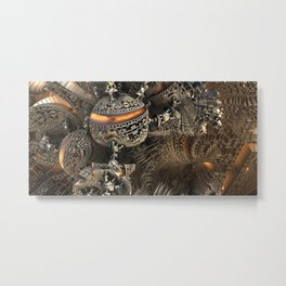 Alias Metal Print