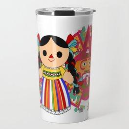 Maria 2 (Mexican Doll) Travel Mug