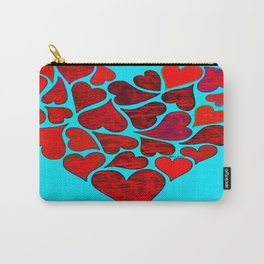 Valentines at Tiffanys Carry-All Pouch