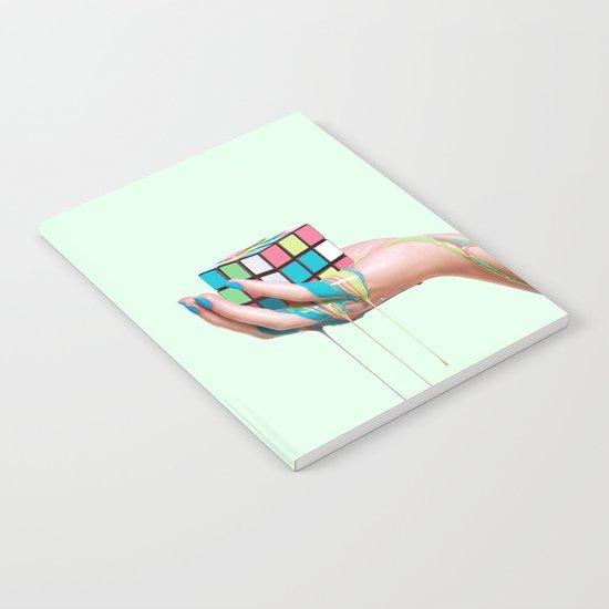 MELTING RUBIKS CUBE Notebook