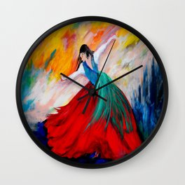 The Gypsy Wall Clock