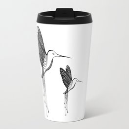 Flying Lace Travel Mug