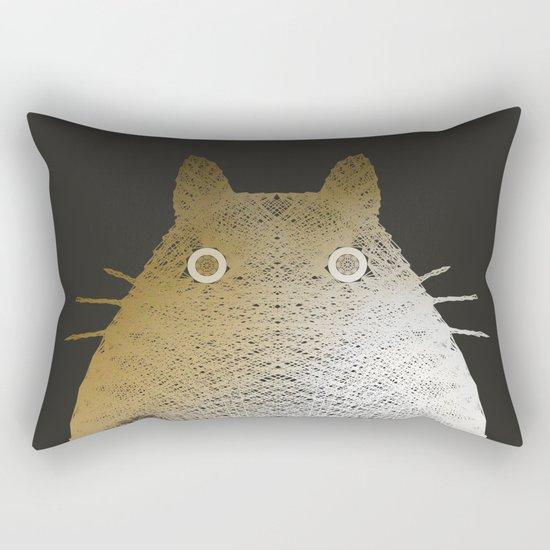 My Neighbor Rectangular Pillow