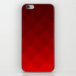 Cherry Tile Pattern iPhone Skin