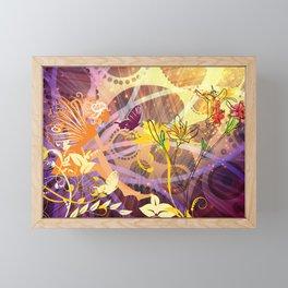 Fairy Faery Fae Framed Mini Art Print