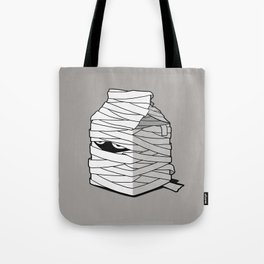 Very Long Life Milk Tote Bag