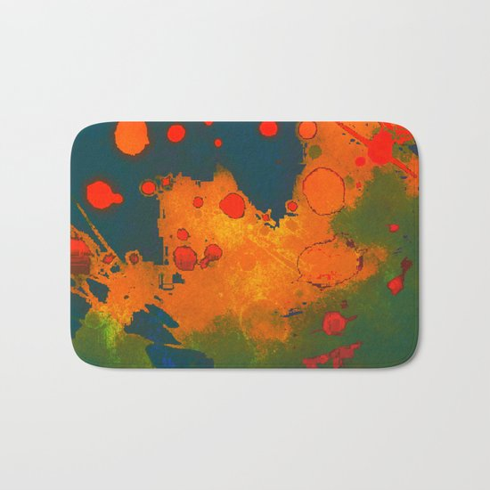 Firestarter Bath Mat