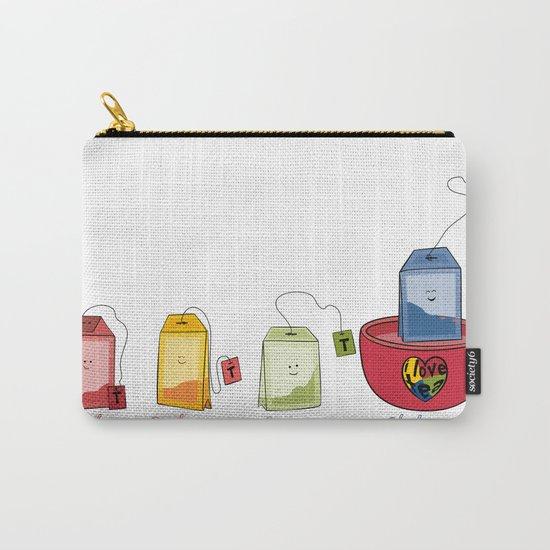 tea Carry-All Pouch