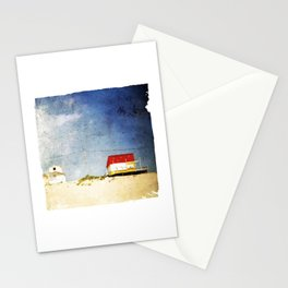 cottages Stationery Cards