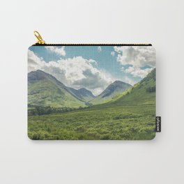 Mountain Spring Carry-All Pouch