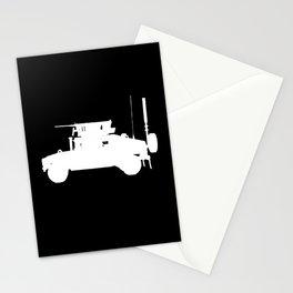 U.S. Military: HMMWV Humvee Stationery Cards