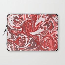 Strawberry Sundae Cream Laptop Sleeve