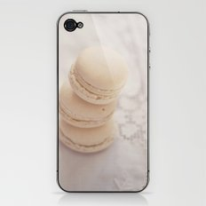Vanilla Macarons iPhone & iPod Skin