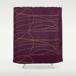 Leticia Ka 11 Shower Curtain