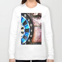 chess Long Sleeve T-shirts featuring chess by gzm_guvenc