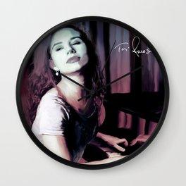 Tori Amos Wall Clock