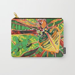 Where's Gecko? Carry-All Pouch