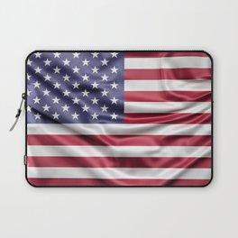 Flag of United States of America Laptop Sleeve