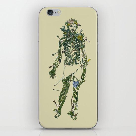 Wound Man iPhone & iPod Skin