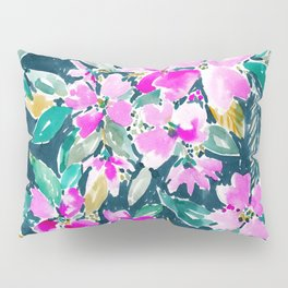 SUP DAWG Dogwood Floral Pillow Sham